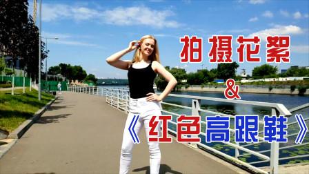 乌克兰女孩玛莎:承诺的唱歌视频来了