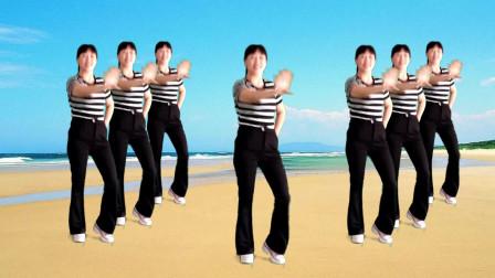傻傻的徘徊傻傻的等待《都是为了爱》活力健身舞.mp4