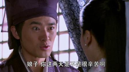 许仙见到白素贞就两眼放光,互诉相思的场景令人羡慕,虐哭单身狗