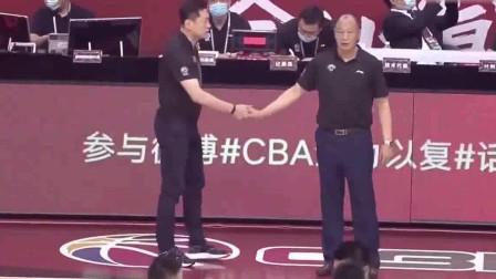 CBA复赛首战全场集锦:胡金秋砍下26分!广厦112-95战胜同曦