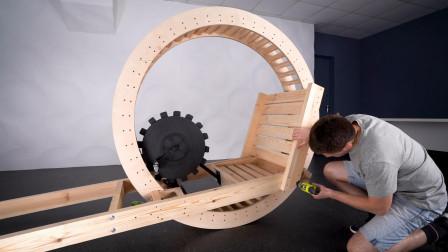 国外小伙发明的这款工具,功能太强大了,这都能想到真是天才
