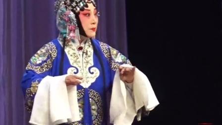 洛阳豫剧院关美利《穆桂英挂帅》接印 老太君为国要尽忠