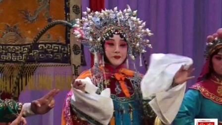 洛阳豫剧院关美利院长《穆桂英挂帅》这是我从小到大娇生惯养,训子一折