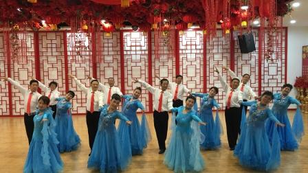 《九天炫舞艺术团》集体舞