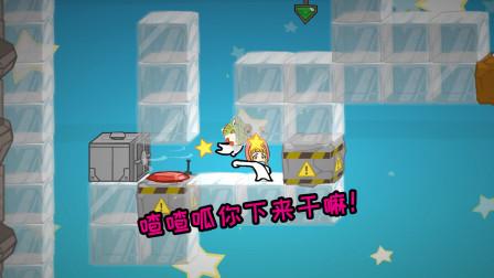 战斗方块剧场:糖宝从来不打人,只揍呱哥和猴子!