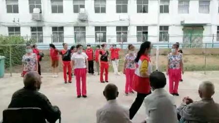 芦岭志愿者公益活动2020.6.22.