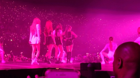 2019.04.17 World Tour _In Your Area_ in LA - BLACKPINK- As If It's Your Last 饭拍