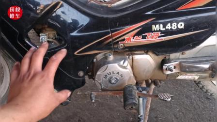 摩托车的发动机有杂音?师傅教你一招,通过声音就能轻松判断故障