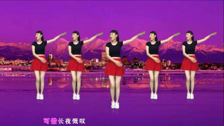 气质美女广场舞《等不到的爱》闽南语歌曲,新歌新舞,不一样的感觉!