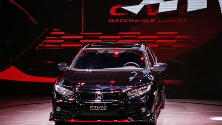 尽显燃擎本色  东风Honda CIVIC Hatchback概念车惊艳亮相