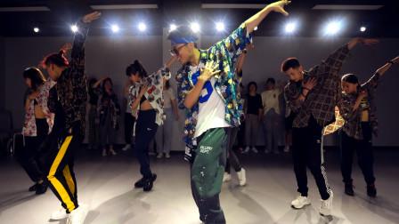 小孟 编舞《爱的恰恰》Urban Dance Studio 宝石Gem