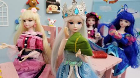 叶罗丽故事 冰公主对端午节真了解,你知道端午节是为了纪念谁吗?