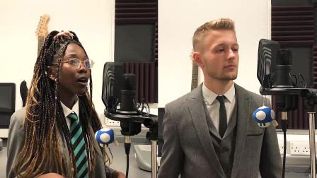 音乐达人Jorden Rabjohn携手14岁学生共同翻唱《狮子王》