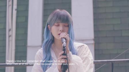 韩国人气新人歌手 Blue.D全浩妍最新翻唱作品