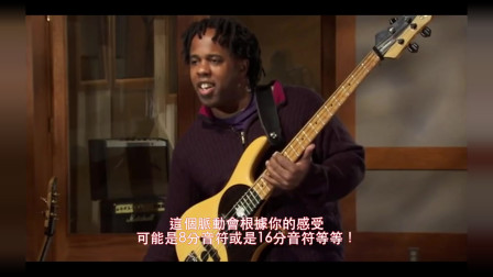 Bass大师Victor Wooten教你如何练习节拍
