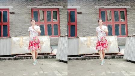水头镇西下晁广场舞《俩个人的孤单一个人的狂欢》
