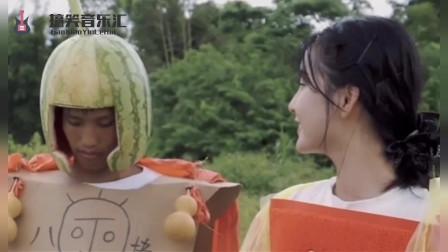 成龙演唱《美丽的神话》,配上搞笑的视频,太爱了