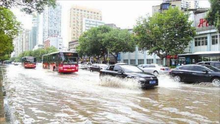 暴雨蓝色预警:四川重庆等地局地有大暴雨