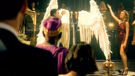 路西法:天使失去双翼,暴露恶魔本性