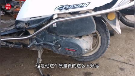 国产的摩托车质量真的这么不好吗?只用一万公里发动机就彻底坏了