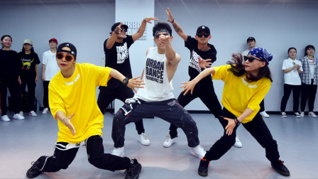 小孟 编舞《爱的恰恰》课堂版 Urban Dance Studio 宝石Gem