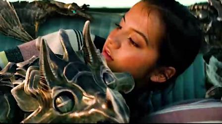 机器恐龙居然有宝宝了,小钢索非常可爱!