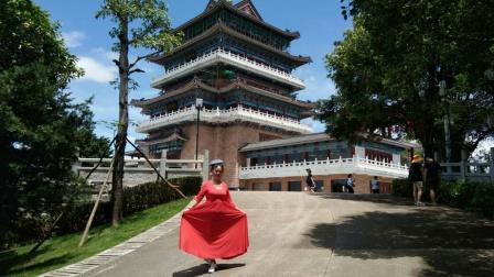 健康快乐彩视作品集:《端午佳节登惠州高榜山》,2020年6月26掠影。