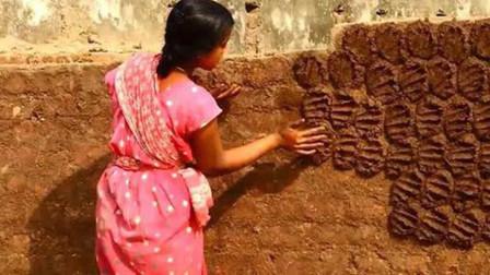 印度为啥那么钟爱牛粪饼?真的好吃好吗?原来我们都误会了!