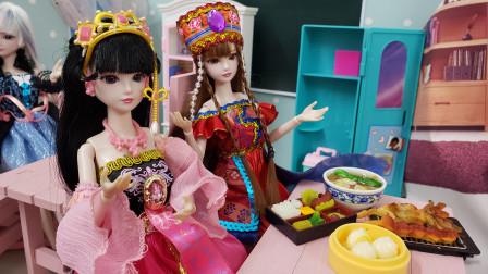 叶罗丽故事 传统节日知道多少呢,罗丽能答对几个呀!