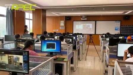 APEC  亞太菁英與西安航空職業技術學院聯合舉辦的第三届[航空五軸高端特訓班]线上上课已正式启动。     ️专注航太 品质 创造未来