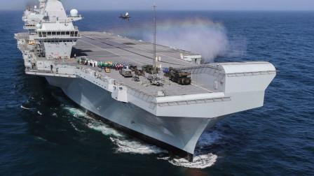 全新7万吨大型航母,只因缺钱计划出售,仅一国可能购买