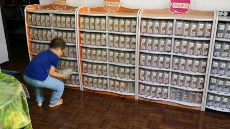 家长咨询,Michael详细讲解宝盒全过程
