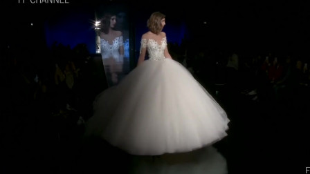 经典时尚T台秀:2020米兰时装周Julia Kontogruni超模走秀第二部分