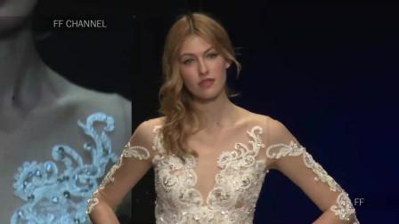 经典时尚T台秀:2020米兰时装周Julia Kontogruni超模走秀第五部分