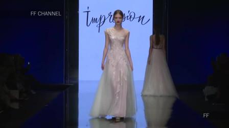 经典时尚T台秀:2020米兰时装周Papilio超模走秀第二部分