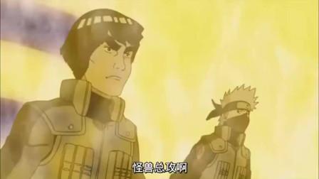 火影忍者:一开始就注定了你们的败局,跟我漩涡鸣人比搓丸子?