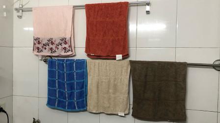 不管家里多富有,毛巾不能挂在这3个地方,不是迷信,都看看吧