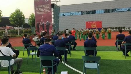 北关清叶舞蹈队《又唱请茶歌》庆七一演出节目