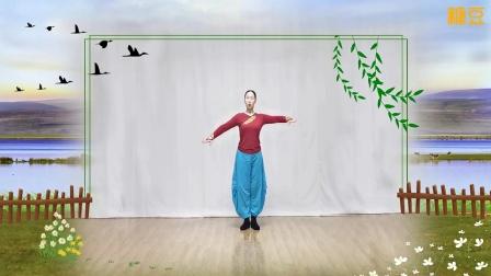 応子蒙族广场舞《永远的眷恋》