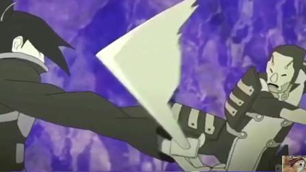 火影忍者:超然,蛇叔耍起刀来我被迷住