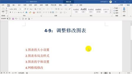 4-9:调整修改图表.wmv
