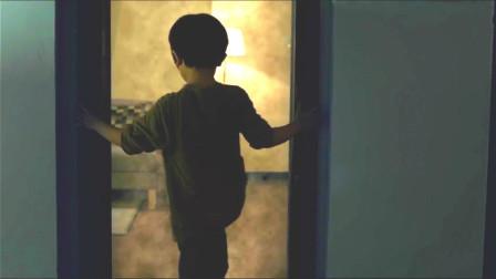 """小男孩拥有异能,一到十二点便能穿越镜子,到镜中寻找另一对""""父母""""!"""
