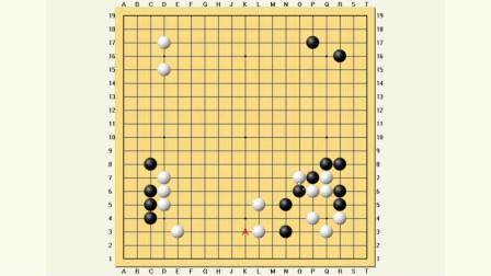 围棋布局习题讲解·安根2