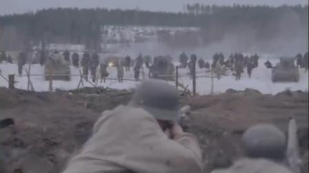 苏芬战争,苏军坦克伴随着潮水般的步兵进攻,却败在芬兰士兵手下