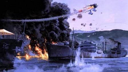 二战纪录片《二战经典时刻》全九集 国语中字 - 7.二战经典时刻之偷袭珍珠港(Av45374557, P7)