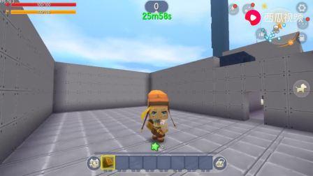 迷你世界:《scp王大锤》撕裂者来进攻基地 发现有叛徒赶紧抓住它