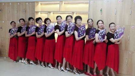 深圳市玉雅居艺术团 扇子舞《芦花美》