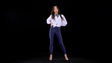 【舞艺吧 安琪】#美女 #舞蹈 #广场舞 #大长腿 AnQiNO5YS