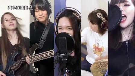 NEMOPHILA女子乐队翻唱PRINCESS PRINCESS乐队作品