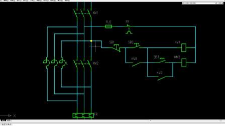 老电工讲解电抗应用,控制原理图